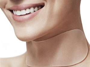Anti-Wrinkles Silicone Neck Pad
