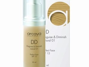 Arcaya DD Cream – Natural 01 (30ml)