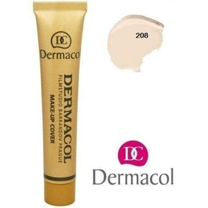 Dermacol Make Up Cover - 30g - No.208   Mikay Health