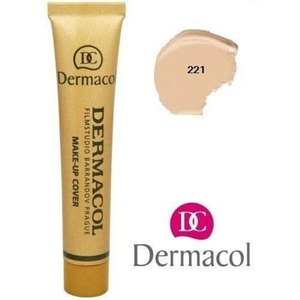 Dermacol Make Up Cover - 30g - No.221 | Mikay Health