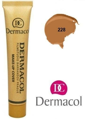 Dermacol Make Up Cover - 30g - No.228   Mikay Health