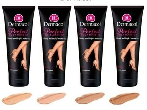 Dermacol Perfect Body Make-Up – Ivory – 100ml