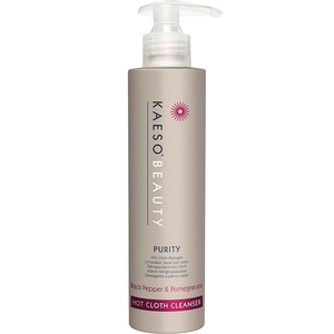Kaeso Beauty Purity Hot Cloth Cleanser - 195ml   Mikay Health
