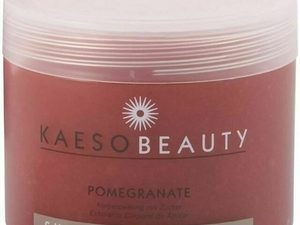 Kaeso Beauty Sugar Body Scrub – Pomegranate – 450ml