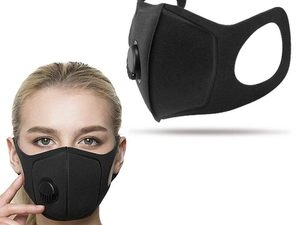 Re-Useable Facial Mask