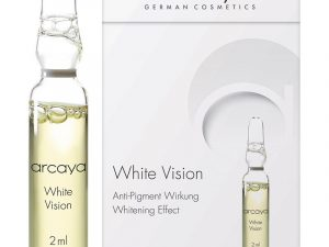Arcaya White Vision Ampoules (Pack of 5)
