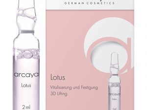 Arcaya Lotus Ampoules (Pack of 5)