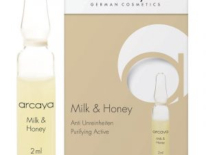 Arcaya Milk & Honey Ampoules (Pack of 5)