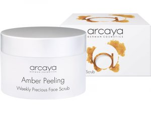 Arcaya Amber Peeling Face Scrub (100ml)