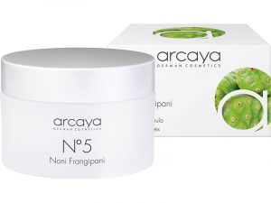 Arcaya No.5 Noni Frangipani Face Cream (100ml)