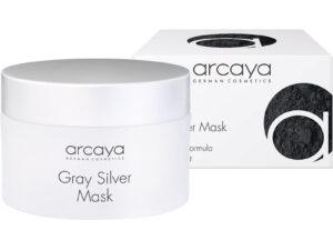 Arcaya Gray Silver Anti-Pollution Formula Face Mask (100ml)