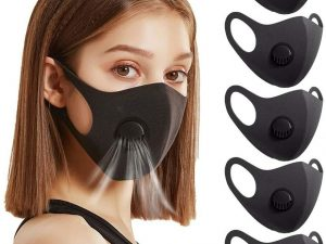 Re-Useable Facial Mask | Pack of 5