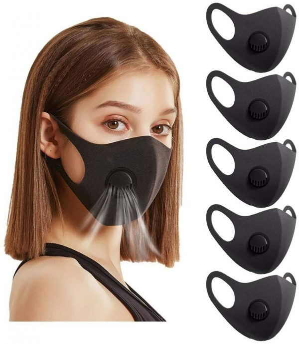 Re-Useable Facial Mask | Pack of 5 | Mikay Health