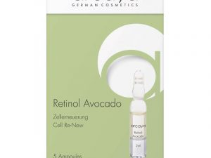 Arcaya Retinol Avocado Ampoules (Pack of 5)