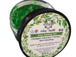 Aloe Gliding Gel for Skinneedling (200g)