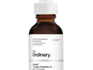 The Ordinary 'Buffet' + Copper Peptides 1% (30ml)