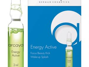 Arcaya Energy Active Ampoules (Pack of 5)