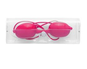 Protective Eye Goggles for LED Light Therapy (Pink)