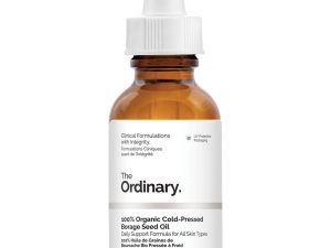 The Ordinary 100% Organic Cold-Pressed Borage Seed Oil (30ml)