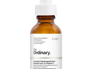The Ordinary Ascorbyl Tetraisopalmitate Solution 20% in Vitamin F (30ml)