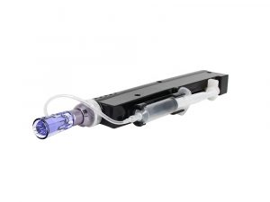 MyM Mesotherapy Derma Pen with 7 Bio Lights (Black)