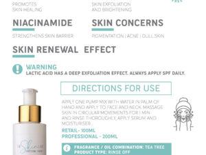 The Skin Lab Brightening Cleanser (100ml)