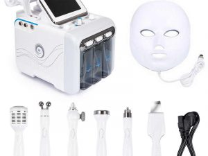 7 in 1 Hydro Facial Device with LED Mask