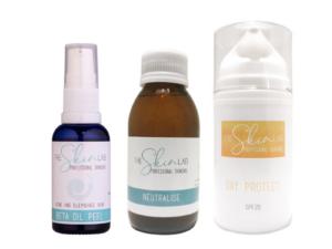 The Skin Lab Acne & Pigmentation Peel Kit