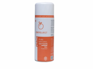 Oxyburst Pure Natural Peach Flavoured Oxygen 2L