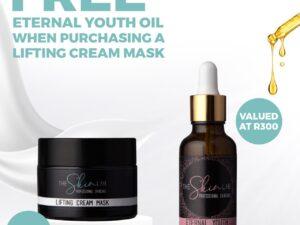 The Skin Lab Lifting Cream Mask Promo