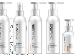 MicroSkin Acne Skin Treatment Set