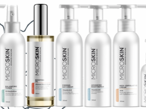 MicroSkin Anti-Ageing Skin Treatment
