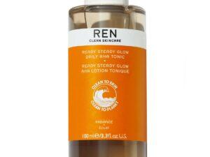REN Clean Skincare Ready Steady Glow Daily AHA Tonic (100ml)