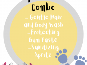 Jomar Natural Skincare Baby & Toddler Baby Essentials Kit