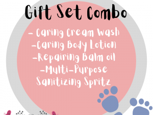 """Jomar Natural Skincare """"It's A Girl"""" Baby Shower Gift Set"""