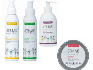 """Jomar Natural Skincare """"It's A Boy"""" Baby Shower Gift Set"""