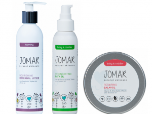 Jomar Natural Skincare Mommy-To-Be Gift Set Combo