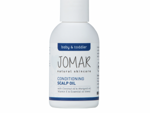 Jomar Natural Skincare Baby & Toddler Conditioning Scalp Oil (50ml)
