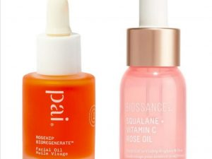 Travel Size Brightening & Firming Facial Oil Duo – Biossance & Pai