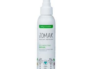 Jomar Natural Skincare Baby & Toddler Decongesting Bath Oil (150ml)