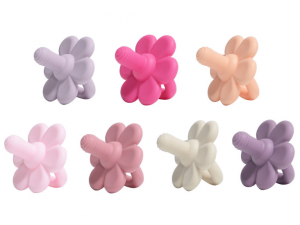 Flower Silicone Pacifier