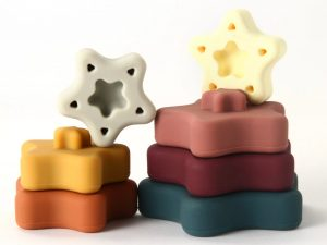 Silicone Stacking Toy